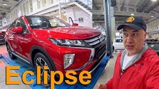 Mitsubishi Eclipse Cross - С АВТОВОЗА - обзор Александра Михельсона - Мицубиси Эклипс Кросс
