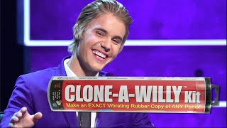 WTF! Justin Bieber Offered $1 Million To Clone His Penis?!