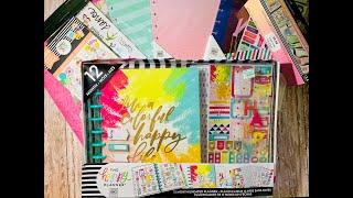 Hobby Lobby Haul| Happy Planner Box Kit| Why Do I Keep Shopping???