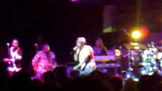 Anthony Hamilton - Soul's On Fire (1) (live at Marcanti Amsterdam
