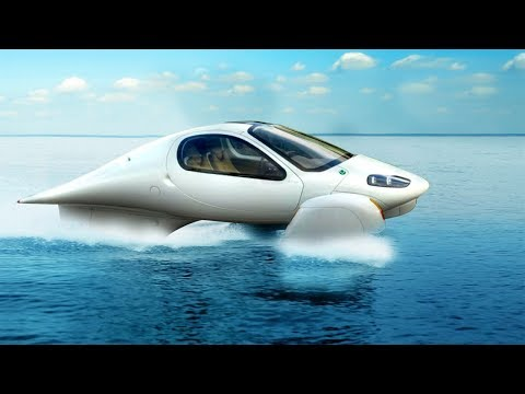 COOLEST Amphibious Vehicles That Currently Exist!