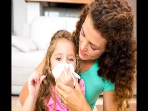 Почему ночью у ребенка идет из носа кровь