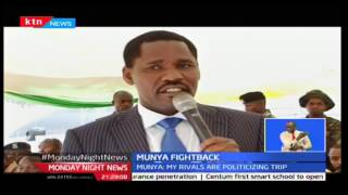 Monday Night News 19th September 2016: Munya defends his Somali-land trip