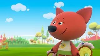 Ми-ми-мишки - Все серии подряд про Лисичку! 💃🌺🍄 Прикольные мультики для  детей и взрослых