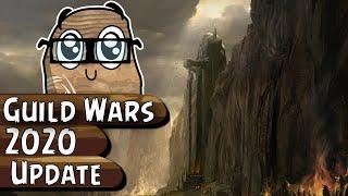 Guild Wars 1 Update Revealed - Ten New Elite Skills & 15th Anniversary