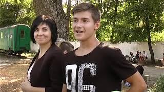 Харьковские подростки соревновались в спортивном ориентировании