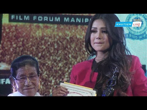 Biju Ningombam - Best Actor in leading role (Female) SSS MANIFA 2018   Official Video