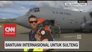 Tim SAR Jerman Tiba di Palu, Bantuan Internasional Untuk Sulteng
