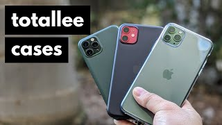 Totallee Ultra Thin Cases for iPhone 11, iPhone 11 Pro and iPhone 11 Pro Max