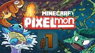 """Pixelmon Cooperativo - Capitulo 1 """"Una Nueva Aventura Acompañados"""""""