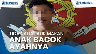 Gara-gara Tak Ada Lauk Makan di Siang, Pemuda di Muba Bacok Ayahnya yang Berusia 64 Tahun