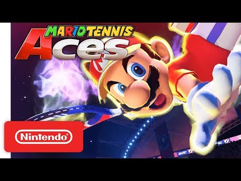 Mario Tennis Aces - Nintendo Switch - Nintendo Direct 3.8.2018 thumbnail