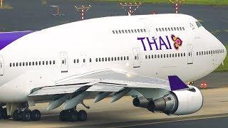 12 BIG Aircraft DEPARTING   A380 B747 B777 A330   Sydney Airport Plane Spotting
