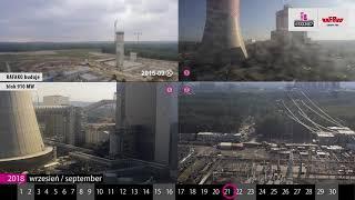 Kalendarz Budowy, wrzesień 2018