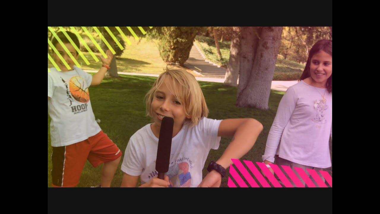 Cine para niños - El Club de los Idiotas - Kids Work - Pequeños Cineastas - Kids In Black