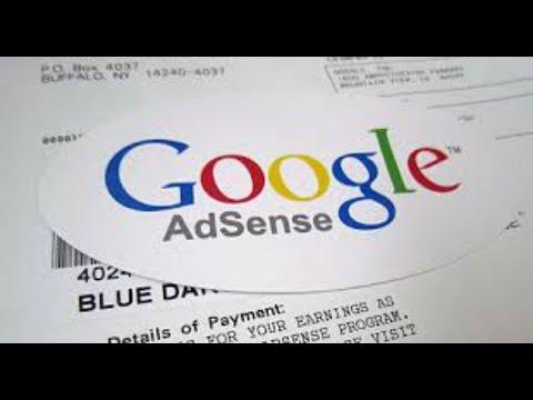 Video Cara daftar google adsense lewat android