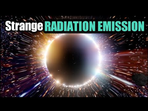 A dead star in our galaxy is emitting radiation never witnessed before!