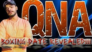 Q&A | BOXING MATCH DATE FINALLY REVEALED || MANGO RECORDS..