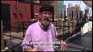 video - A Veteran Visits the Boston Tea Party Ships & Museum
