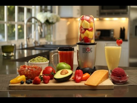 Magic Bullet - Blender, Mixer & Food Processor - High Street TV Mp3
