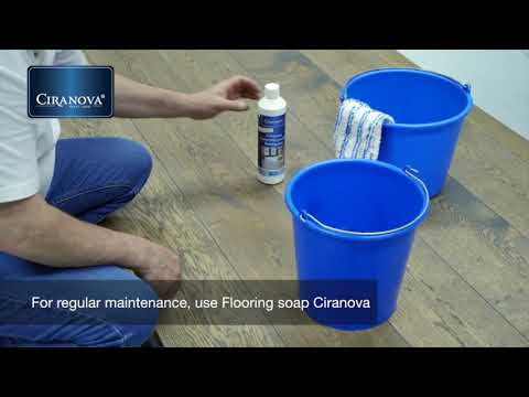 Ciranova Maintenance Kit for oiled floors