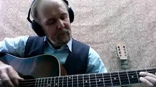 Deep Purple - Razzle Dazzle - guitar cover (кавер на гитаре)