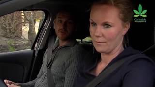 De Speekseltest | ben je echt een gevaar voor het verkeer met wiet op? deel 1