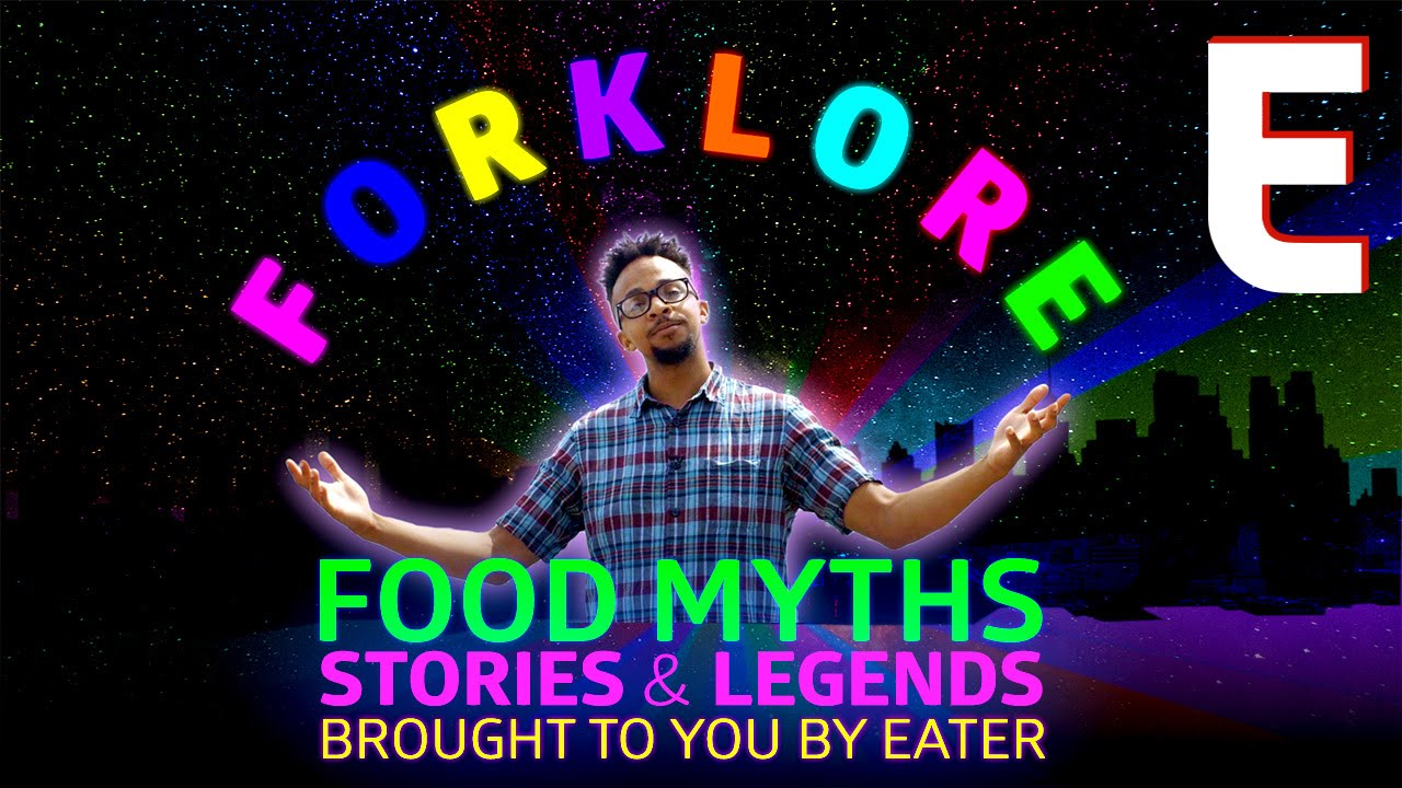 Pirates, Goats, and Vampires on Forklore! Food Myths, Stories, and Legends — Trailer thumbnail