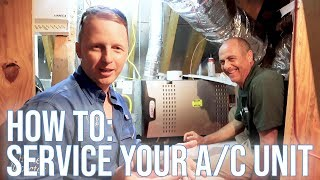 How To Service Your AC Unit