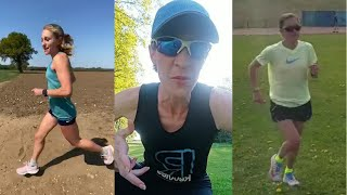 video: Watch UK elite runners complete 2.6 mile relay challenge in place of London Marathon