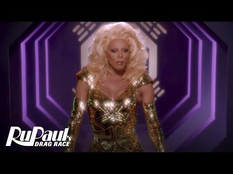 afbeelding RuPaul's Drag Race - Sneak Preview! - Logo TV