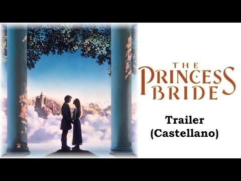 The Princess Bride - Trailer (Castellano)