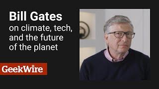 Bill Gates on avoiding a climate disaster