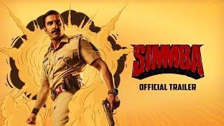 Simmba | Official Trailer | Ranveer Singh | Sara Ali Khan | Rohit Shetty