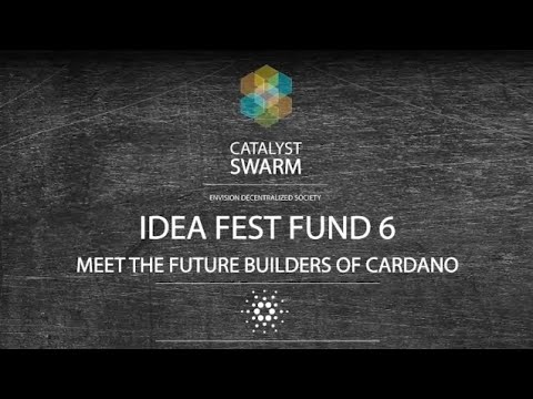 Project Catalyst Idea Fest - Fund 6, Part 1