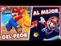 Del Peor Al Mejor: Juegos De Mario En Wii