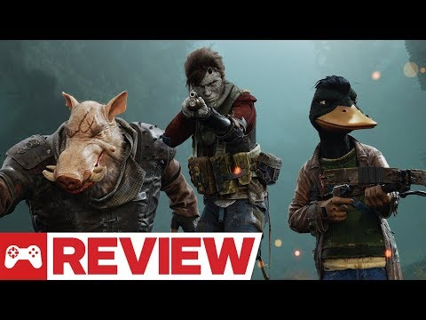 Gameplay de Mutant Year Zero Road to Eden Deluxe Edition