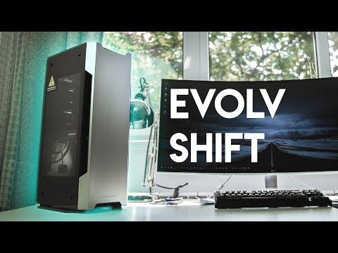 Phanteks EVOLV SHIFT Review – Brilliantly Unique?