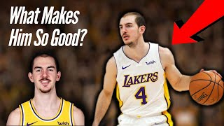Why Is Alex Caruso SO Special?