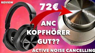 72 € Active Noise Cancelling Kopfhörer : SRHYTHM NC 75 Pro - Reicht das ??