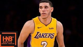 Los Angeles Lakers Vs Philadelphia 76ers Full Game Highlights / Week 8 / Dec 7