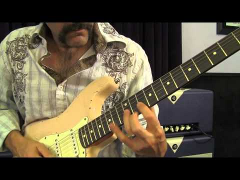 Guitar Scales Lesson - Switching scales - combining scales - free online guitar lessons