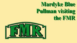 preview picture of video 'Fancott Miniature Railway Mardyke Blue Pullman 2'