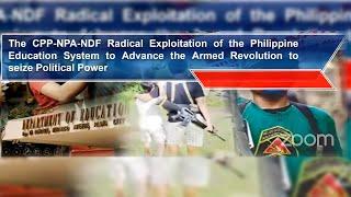 Eksploytasyon ng CPP-NPA sa mga kabataan sa Mindanao isiniwalat