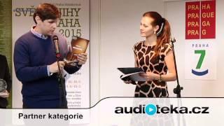 ČB 2014 Vítěz kategorie Audioknihy