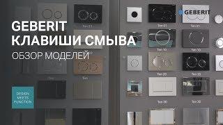 Кнопка слива для инсталляций Geberit