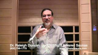 How does an infrared sauna remove toxins? -- Clearlight Infrared Sauna Mailbag
