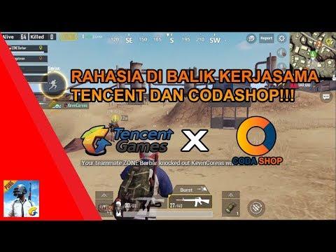 RAHASIA TENCENT & CODASHOP!!! - PUBG MOBILE INDONESIA