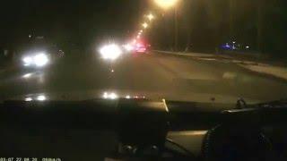 Погоня в Павлодаре 8 марта
