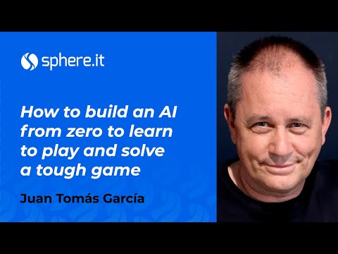 How to build an AI from zero to learn to play and solve a tough game